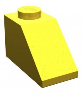 Yellow Slope 45 2 x 1