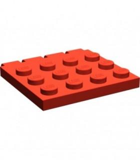 Red Hinge Vehicle Roof 4 x 4