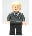 Draco Malfoy, Slytherin Stripe and Shield Torso, Black Legs