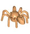 Medium Nougat Spider with Elongated Abdomen