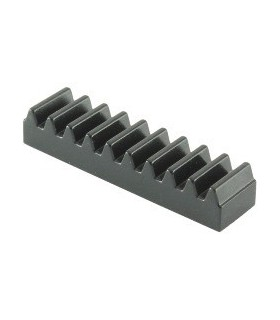 Black Technic, Gear Rack 1 x 4