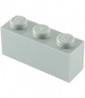 Light Bluish Gray Brick 1 x 3