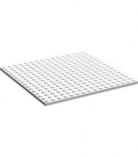 White Plate 16 x 16