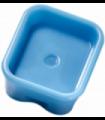 Medium Blue Friends Accessories Dish, Rectangular